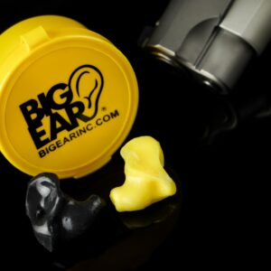 Custom Shooting Earplugs