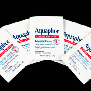 Earplug Lubrication Aquaphor .06