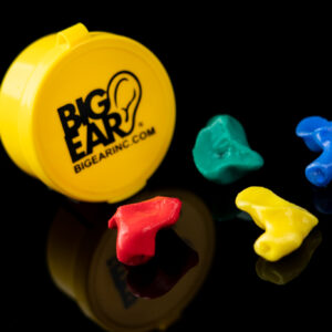 Custom Sleeping Earplugs Made On