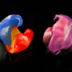 Custom Motorcycle Earplugs