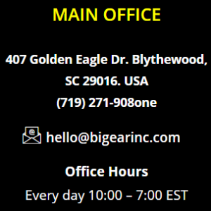 main office address