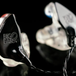 Motorcycle Earbuds Single Transducer