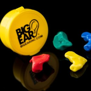 Marching Band Custom Earplugs