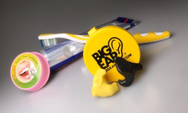 Custom Dentist Earplugs