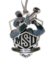 Michigan State University Marching Band Hearing Protection