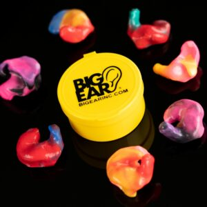 Power Sports Custom Ear Plugs