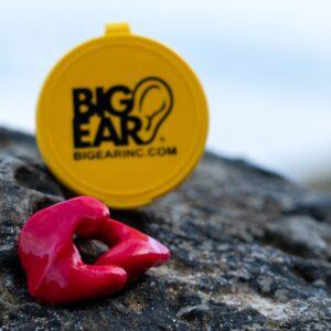 Swimming Ear Plug, Hear Through