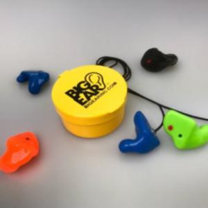 Custom Skydiving Hearing Protect