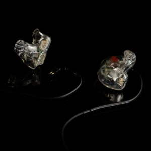 Custom In Ear Monitors For Musicians (Dual)