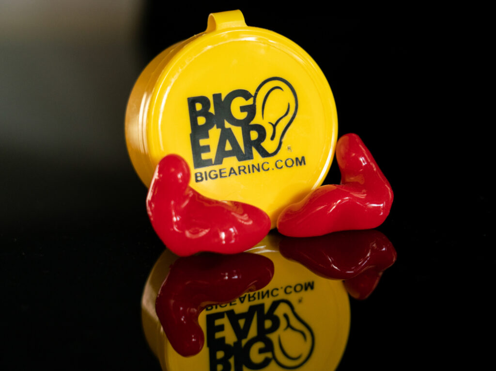 Custom Laboratory Earplugs Warrantiess