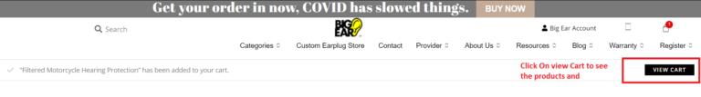 Big Ear View Cart